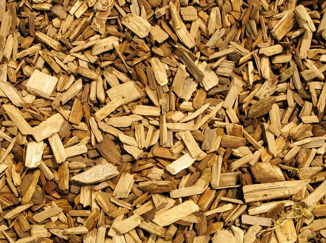 Польза древесных отходов